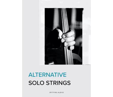 Spitfire Audio Alternative Solo Strings