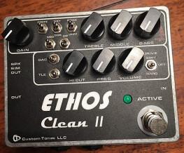 Custom Tones Ethos Clean II