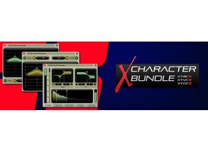 Harrison Consoles Character Bundle