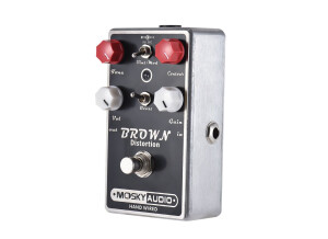 Mosky Brown Distortion