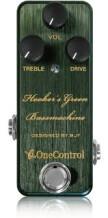 One Control Hooker's Green Bassmachine