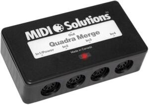 Midi Solutions Quadra Merge