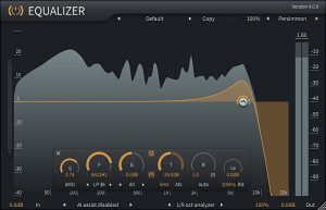 ToneBoosters Equalizer 4