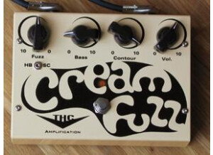 THC Amplification Cream Fuzz