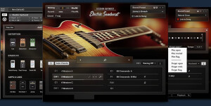 Native Instruments Session Guitarist - Electric Sunburst