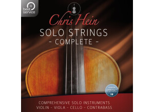Best Service Chris Hein Solo Strings Complete EXtended