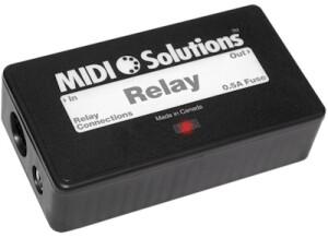 Midi Solutions Relay