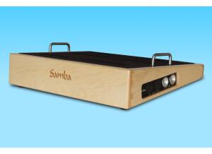 "Samba Pedalboards 13"" x 17"" Model SP-131"