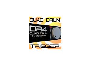 dld technology DR4 Quad Drum Trigger