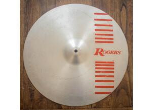 "Rogers Red Hot Crash 18"""
