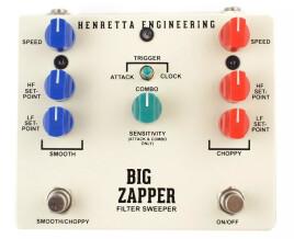 Henretta Engineering Big Zapper Filter Sweeper