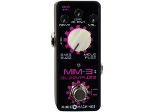 Mode Machines MM-3 Buzz Fuzz