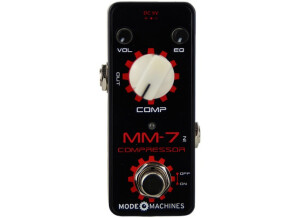Mode Machines MM-7 Compressor