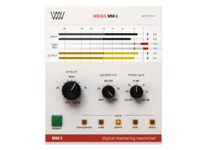 Softube Weiss MM-1