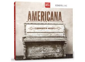 Toontrack Americana EZkeys MIDI