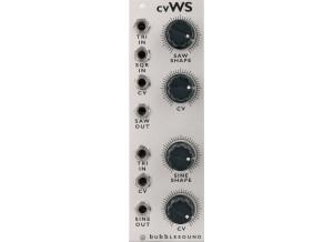 Bubblesound cvWS