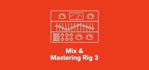 Reason Studios Mix and Mastering Rig 3