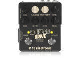 TC Electronic SpectraDrive Bass Preamp & Line Driver