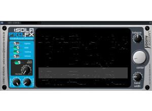 Lakeside Audio Isola Pro FX