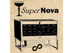 Jiggery-Pokery Champagne SuperNova Vintage Synthesizer