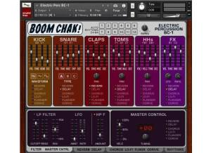 Soundtrax Boom Chak