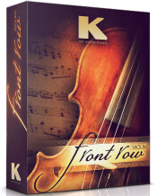 Kirk Hunter Studios Front Row Violins