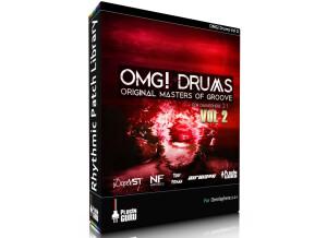 PlugInGuru OMG! Drums V2 for Omnisphere 2