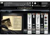 Cinesamples CinePiano et une promo