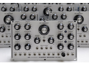 MacBeth Studio Systems X-Series Backend Filter