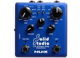 nUX Solid Studio IR & Power Amp Simulator