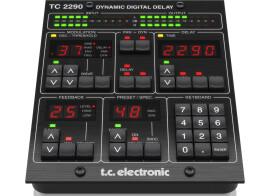 EDIT: Les effets Icon Legacy de TC Electronic sans contrôleur