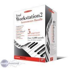 IK Multimedia Total Workstation 2 Bundle