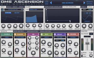 Dance Midi Samples DMS Ascension