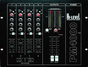 Hi-Level PM4000