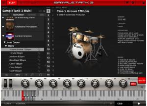 IK Multimedia London Grooves
