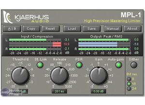 Kjaerhus Audio MPL-1