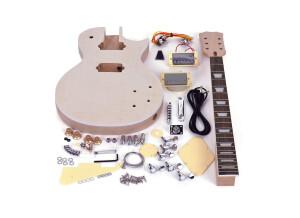 Ammoon LP Style Electric Guitar DIY Kit