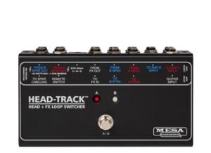 Mesa Boogie Head-Track Head + FX Loop Switcher
