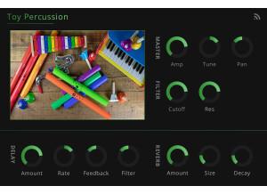 Noiiz Toy Percussion