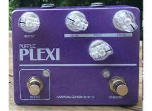 Lovepedal Purple Plexi w/ Boost