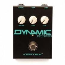 Vertex Effects Systems Dynamic Distortion