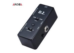 Aroma Music Co. AMX-5 Cabinet Simulator DI box