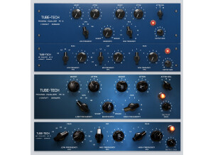 Softube Tube-Tech mkII Equalizer Collection