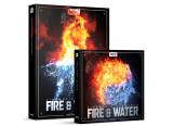 Boom Library Fire & Water pour le design sonore