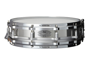 Pearl Piccolo Free Floating Stainless Steel FTSS1435
