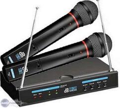dB Technologies KS 22 DUAL-VOCAL-SET