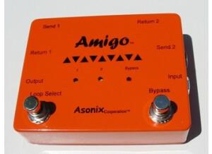 Asonix Amigo True Bypass Pedalboard Switcher