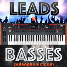 Pulsophonic Leads & Bass