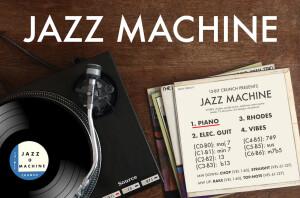 12-Bit Crunch Jazz Machine