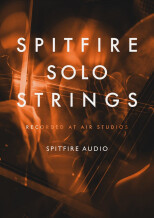 Spitfire Audio Solo Strings (2018)